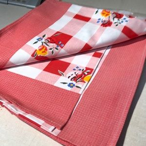 Table cloth 100% cotton